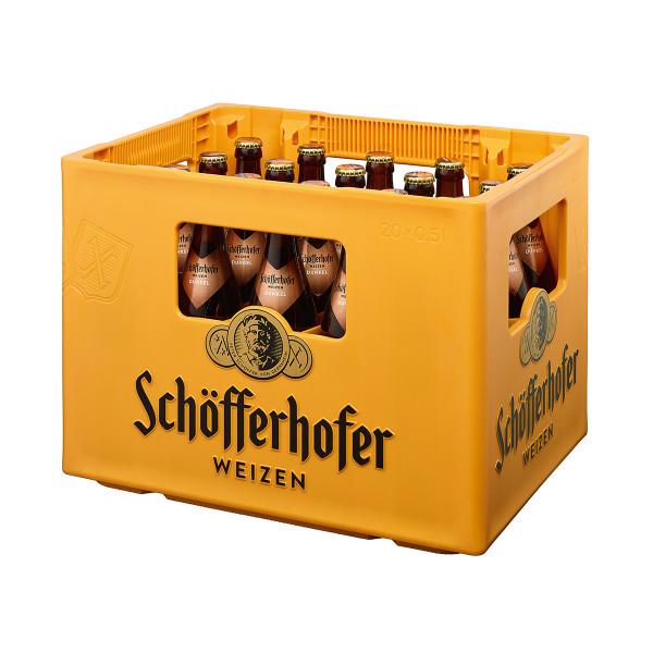 Schöfferhofer Weizen Dunkel