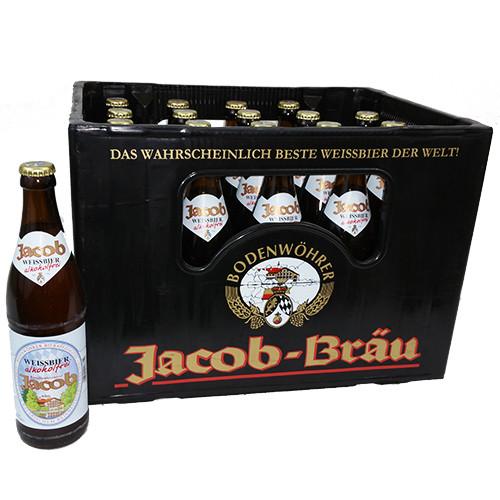 Jacob Weissbier alkoholfrei