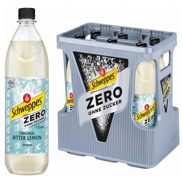 Schweppes Bitter Lemon Zero