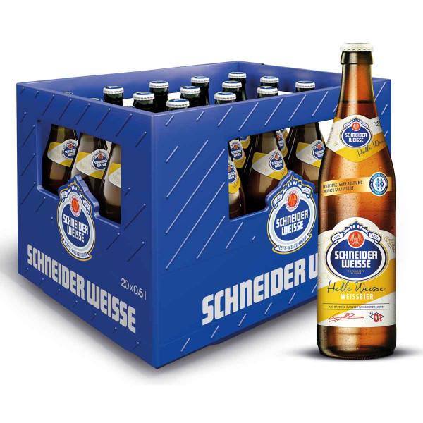 Schneider Weisse Hefe hell TAP1