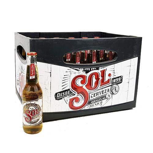 Sol (Mexico Beer)