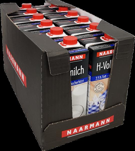 H-Milch Naarmann ultrahocherhitzt 3,5% Fett