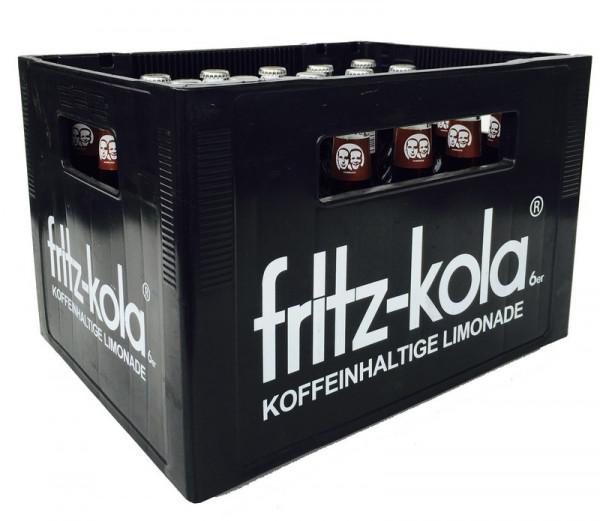 fritz-kola® karamell-kaffee-limonade