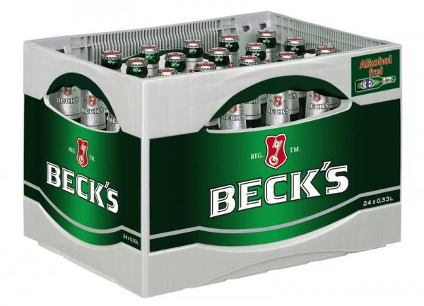 Beck 's Blue Alkoholfrei