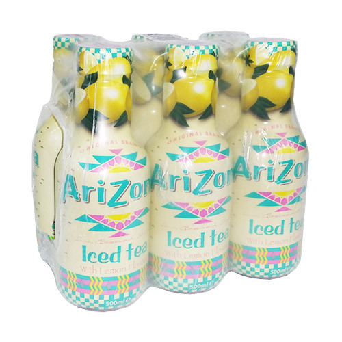 AriZona Lemon Iced Tea 6x0,5 DPG