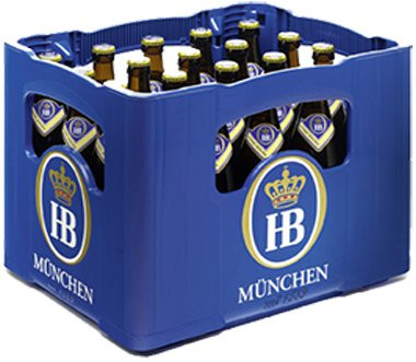 HB Hofbräu München Oktoberfestbier