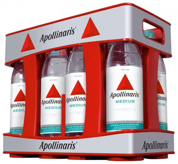 Apollinaris Medium (PET)