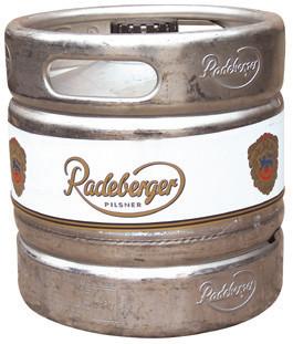 Radeberger Pils 10L Fass