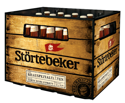 Störtebeker BIO Bernstein-Weizen Alkoholfrei