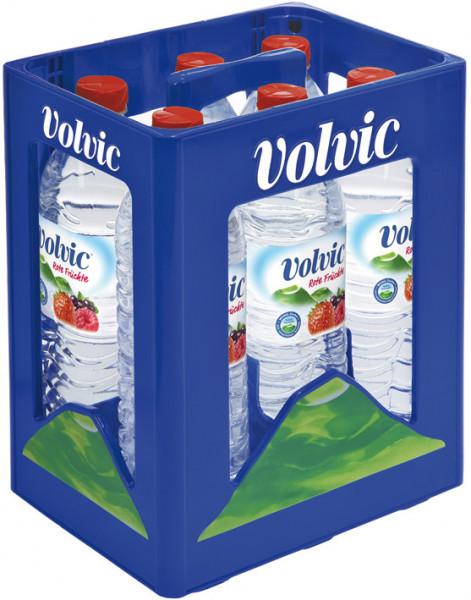 Volvic Touch Rote Früchte