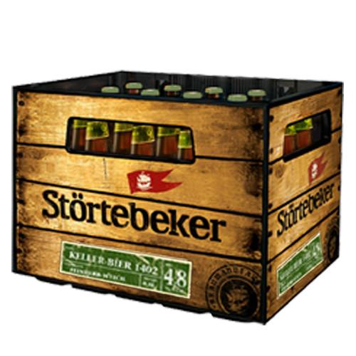 Störtebeker BIO Kellerbier 1402
