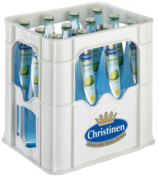 Christinen Brunnen Bio Limette