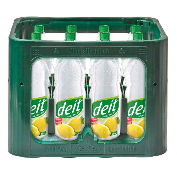 Deit Zitrone klar