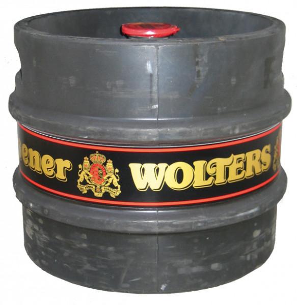 Wolters Premium Pils 20 Ltr. Faß