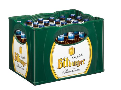 Bitburger 0,0% Alkoholfreies Pils