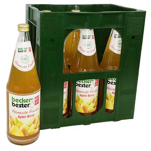 Beckers Bester Heimische Früchte Apfel-Birne