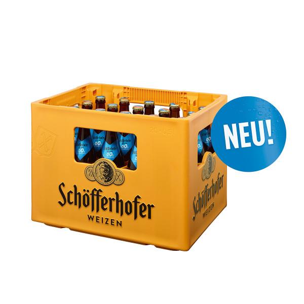 Schöfferhofer Weizen 0,0% Alkoholfrei