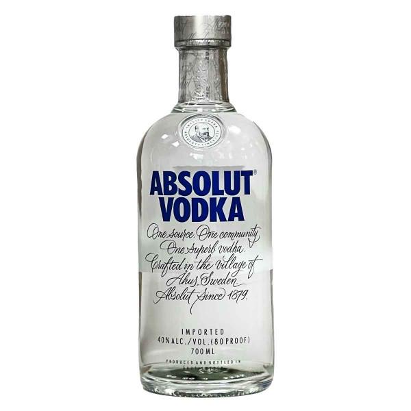 Absolut Vodka 40%