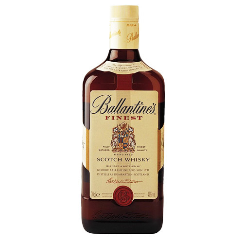 Ballantine's Blended Scotch Whisky 40%