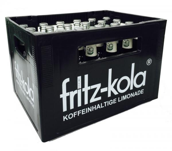 fritz-kola® weniger Zucker