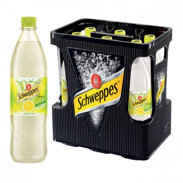 Schweppes Fruity Lemon