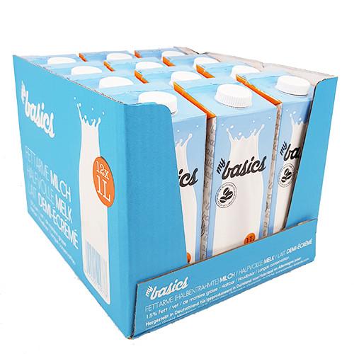 H-Milch My Basics ultrahocherhitzt 1,5% Fett